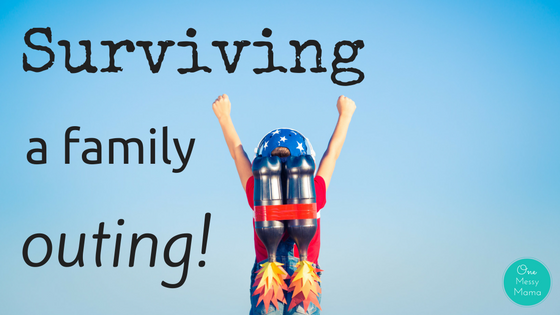 5 Ways To Have A Successful Family Outing