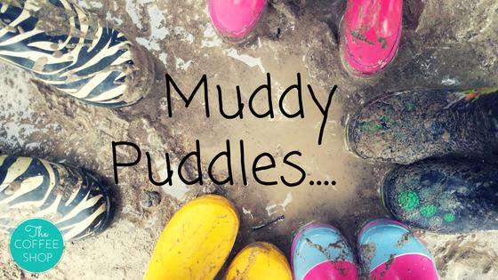 Muddy Puddles - Peppa Pig Style