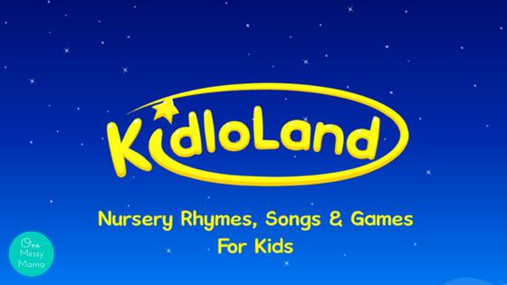 Screentime For Children - KidloLand - Review