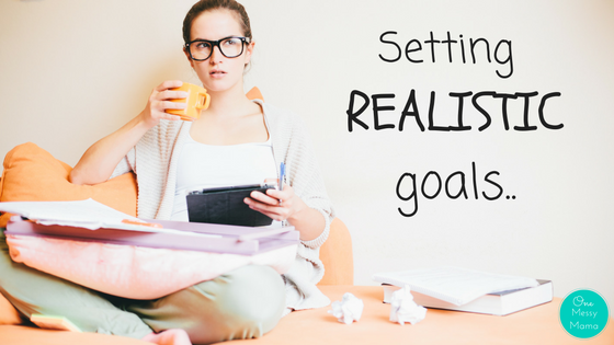 Teaching Our Children How To Set Achievable Goals