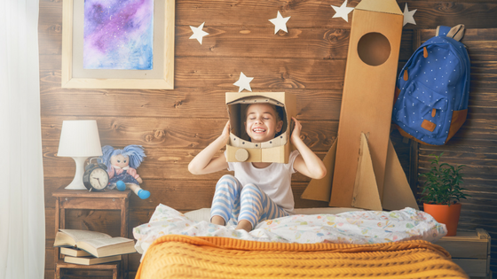 5 Ways To Make-Over Your Child's Room Without Breaking The Bank.
