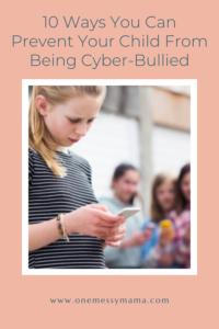 Teenagers and online bullying