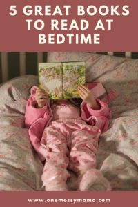 5 Great Books To Read At Bedtime